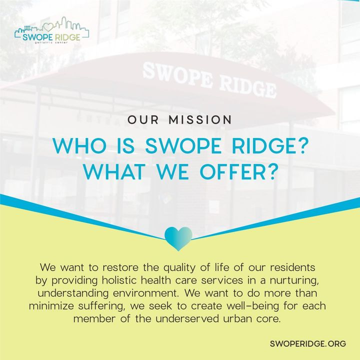 swope ridge mission