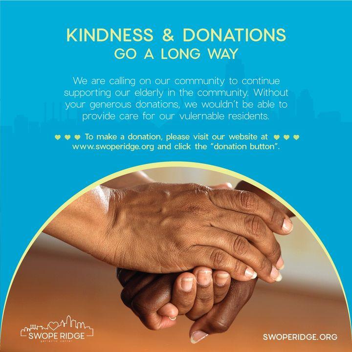 nonprofit donation graphic
