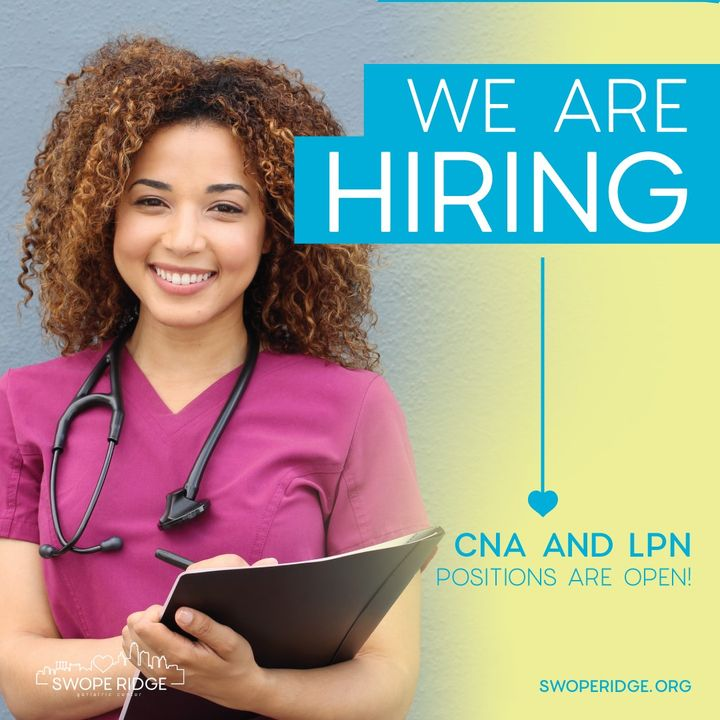 cna and lpn job openings