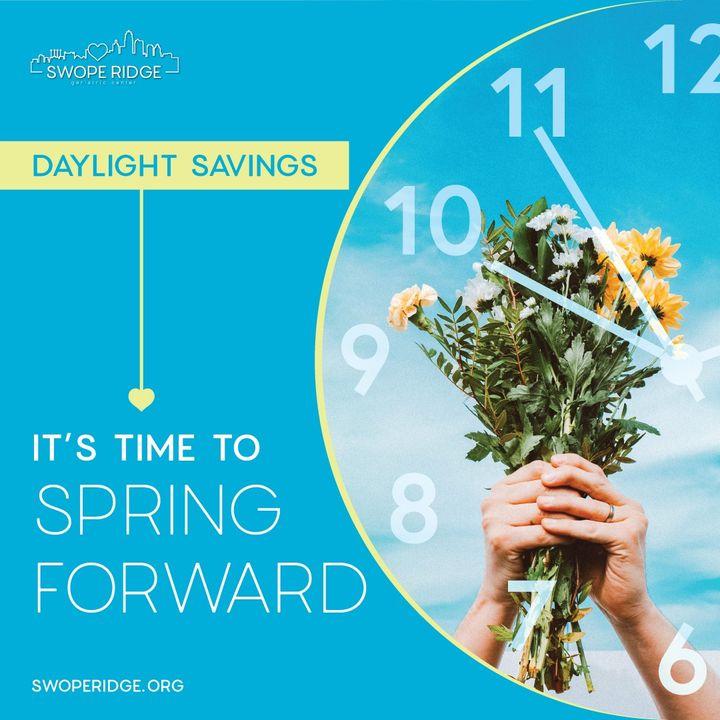 daylight savings time graphic