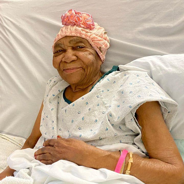 swope ridge resident elderly black woman