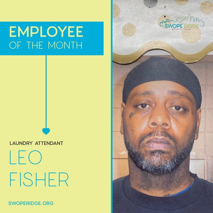 employee of the month graphic