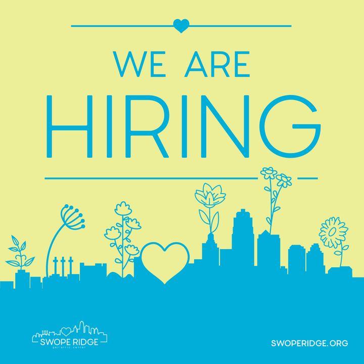job opportunities at swope ridge
